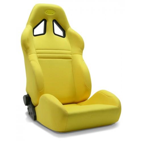 SAAS - Kombat Seat - Dual Recline Yellow