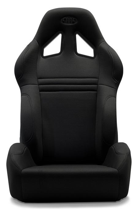SAAS Kombat Seat - Dual Recline Black